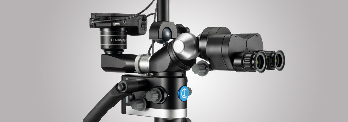 3MC-Concept - Microscope CJ-Optik Advanced - Sony Alpha 7 - IPD - Swivel - Tubes avec vario 200 vue de gauche - Copyright CJ-Optik