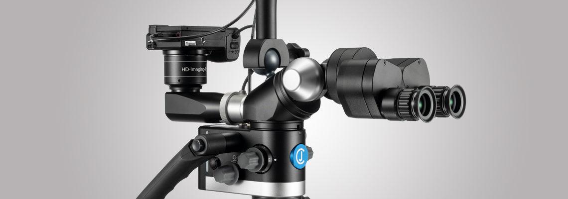 3MC-Concept - Microscope CJ-Optik Advanced - Sony Alpha 7 - Swivel - Tubes avec vario 200 vue de gauche - Copyright CJ-Optik