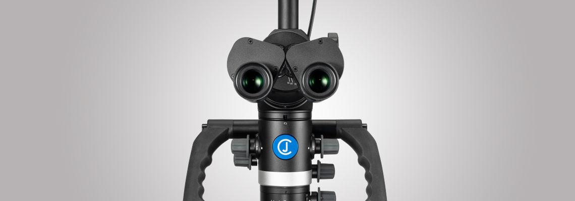 3MC-Concept - Microscope CJ-Optik Basic - VarioFocus 250-350 - Vue de face - Copyright CJ-Optik
