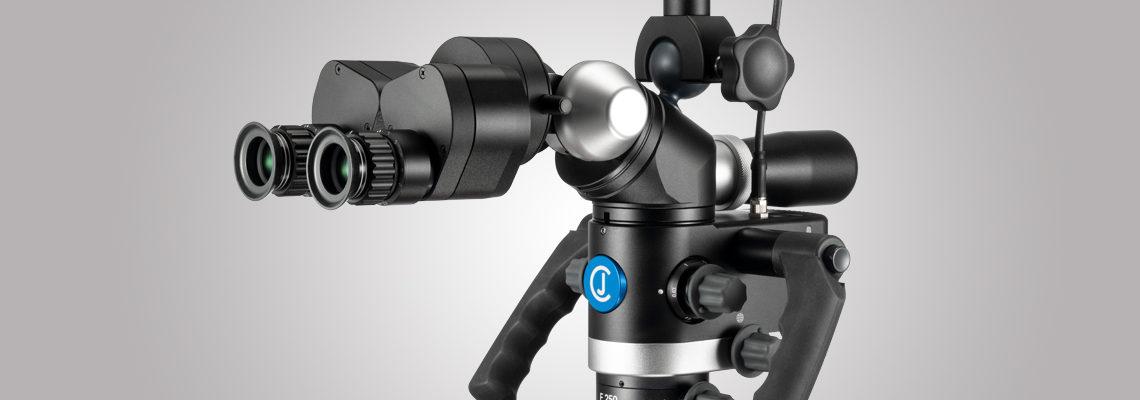 3MC-Concept - Microscope CJ-Optik Basic - VarioFocus F250 - Vue de droite - Copyright CJ-Optik