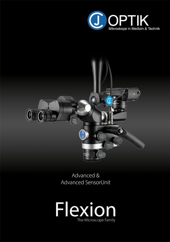CJ-Optik - Couverture brochure - Flexion Advanced SU - 3MC-Concept - Copyright CJ-Optik