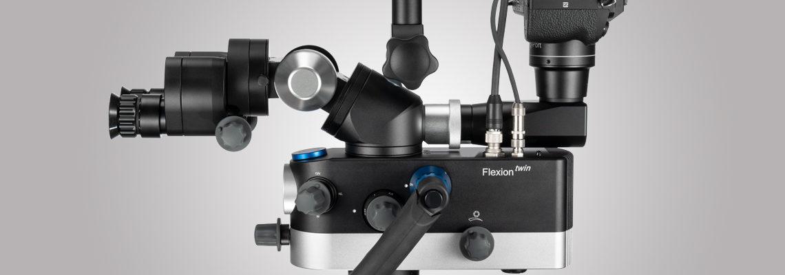 3MC-Concept - Microscope CJ-Optik Flexion Twin - Vue côté droit - Copyright CJ-Optik