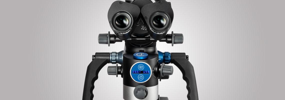 3MC-Concept - Microscope CJ-Optik Flexion Twin - Vue de face - Copyright CJ-Optik