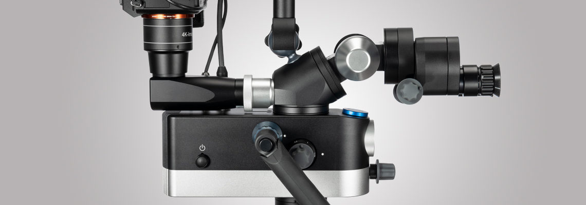 3MC-Concept - Microscope CJ-Optik Flexion Twin - Vue côté gauche - Copyright CJ-Optik
