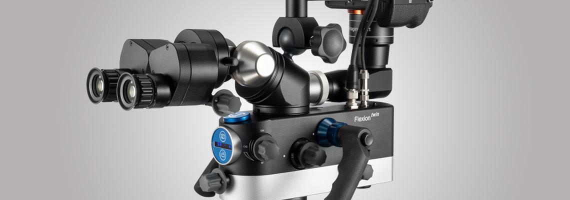 3MC-Concept - Microscope CJ-Optik Flexion Twin - Perspective - Copyright CJ-Optik