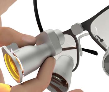 3MC-Concept - I.C.Lercher - Led Light Circle - Adaptateur magnétique - Copyright I.C.Lercher