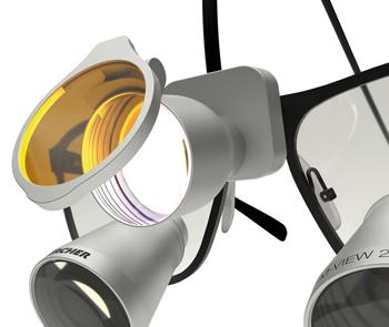3MC-Concept - I.C.Lercher - Led Light Circle - Filtre orange - Copyright I.C.Lercher