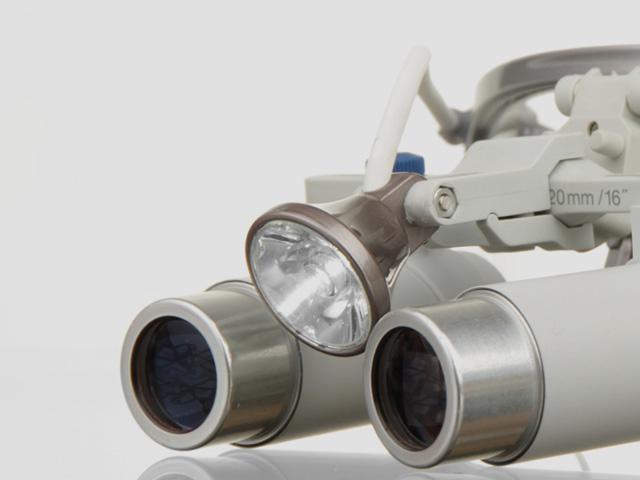 3MC-Concept - I.C.Lercher - Led Light Plus - Adaptateur Heine - Copyright I.C.Lercher