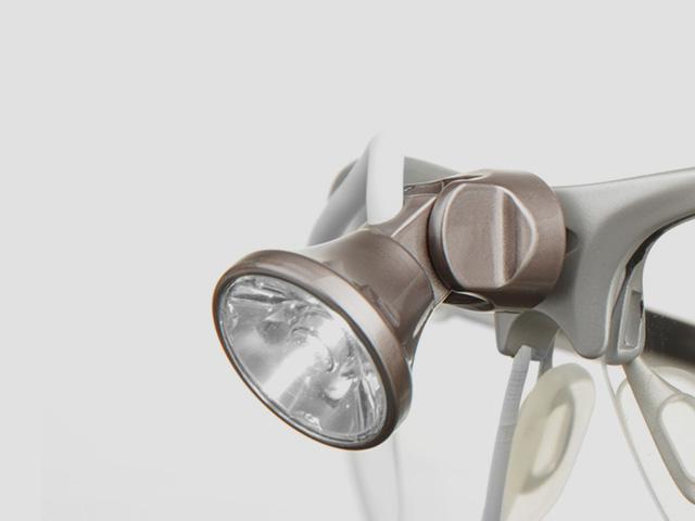 3MC-Concept - I.C.Lercher - Led Light Plus - Adaptateur pour montures de protection - Copyright I.C.Lercher
