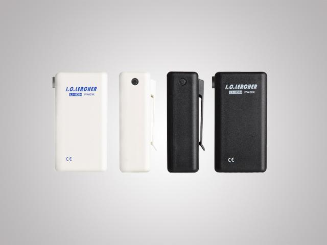 3MC-Concept - I.C.Lercher - Led Light Plus - Batteries Li-ion Vario 3 - Copyright I.C.Lercher