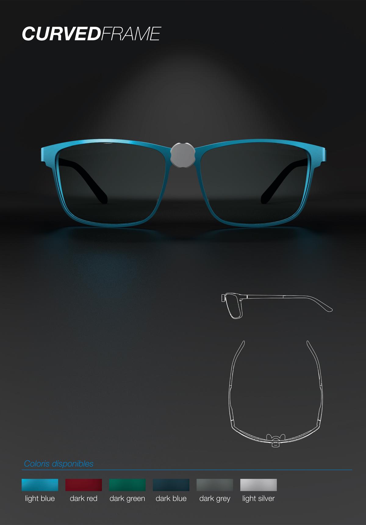 3MC-Concept - I.C.Lercher - Montures Curved Frame 2021 - Copyright I.C.LErcher
