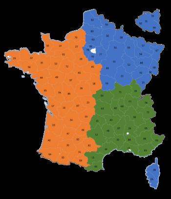 3MC-Concept - Zones Geographiques technico-commerciales